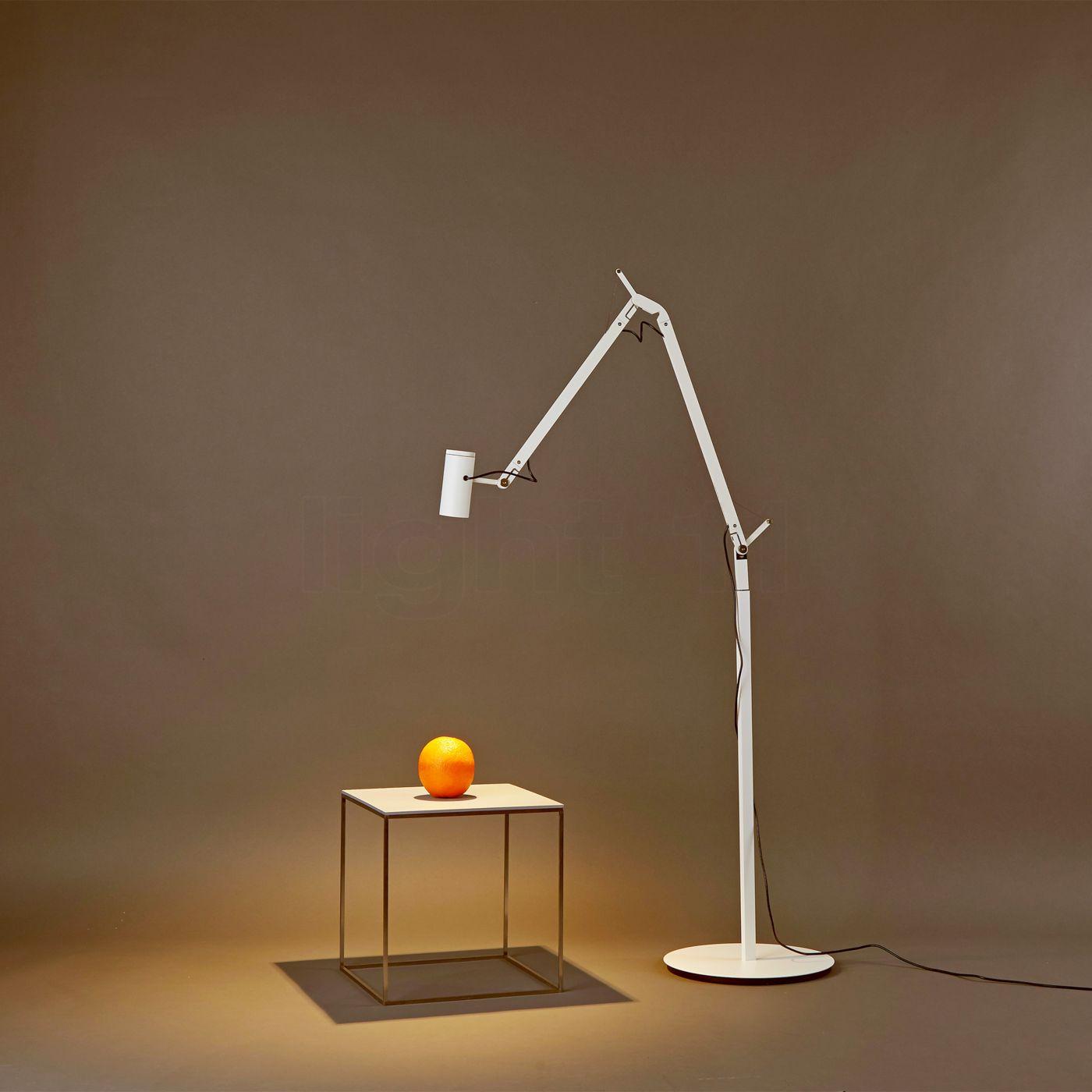 stehlampe design led. Black Bedroom Furniture Sets. Home Design Ideas