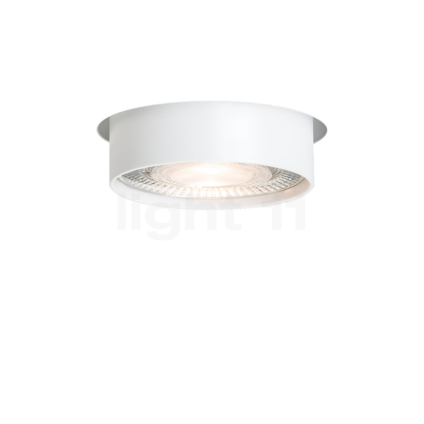 Buy Mawa Wittenberg 4.0 recessed Ceiling Light round semi-flush LED ...