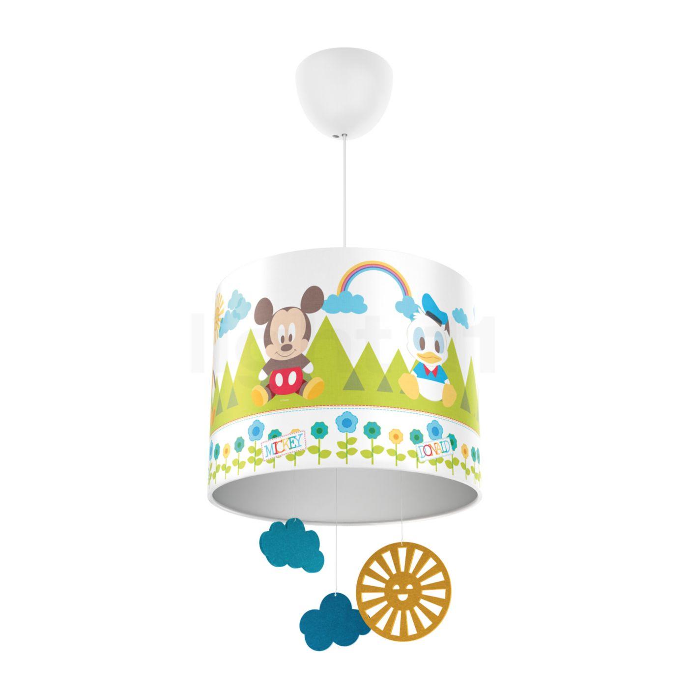 philips mickey mouse mobile lampada a sospensione - Lampade Bambini Philips