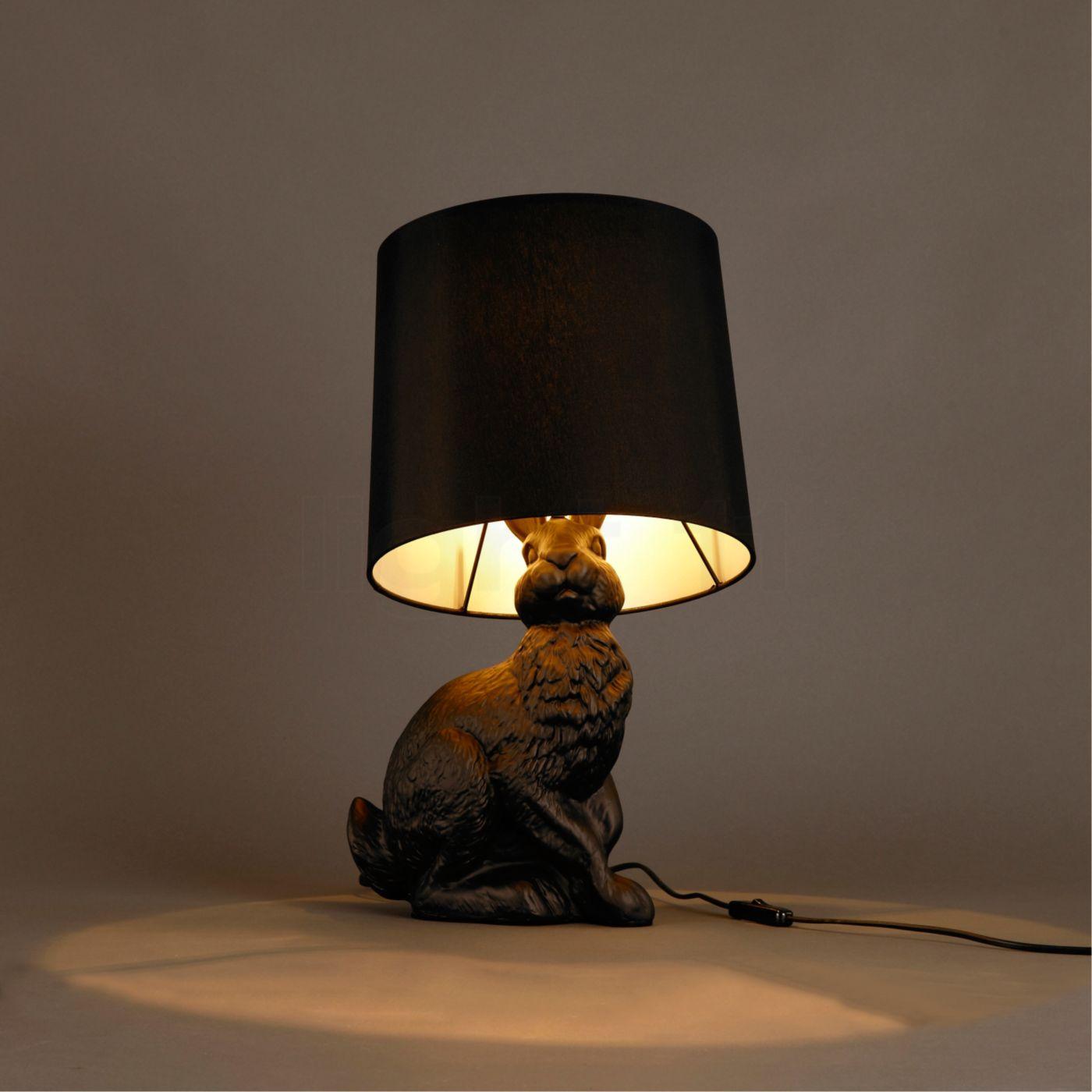 rabbit web nl products bv base moooi black for lamp