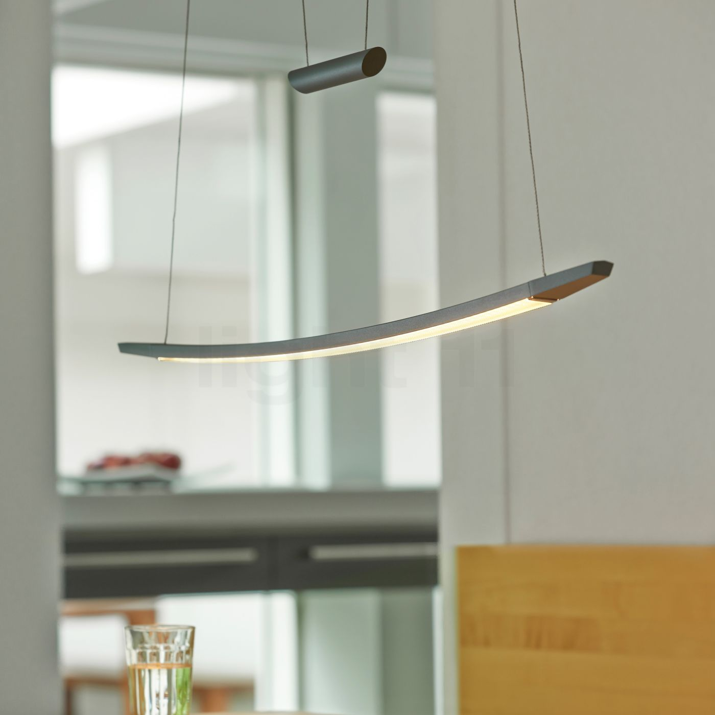 Oligo Lisgo Sky Short Hanglamp 2700 K kopen bij light11.nl