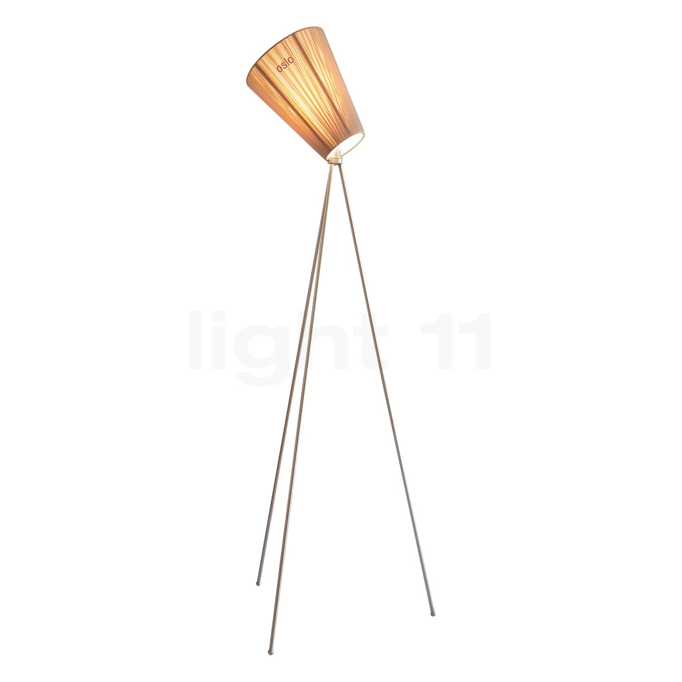 Oppdatert Buy Northern Oslo Wood Floor lamp at light11.eu WC-98