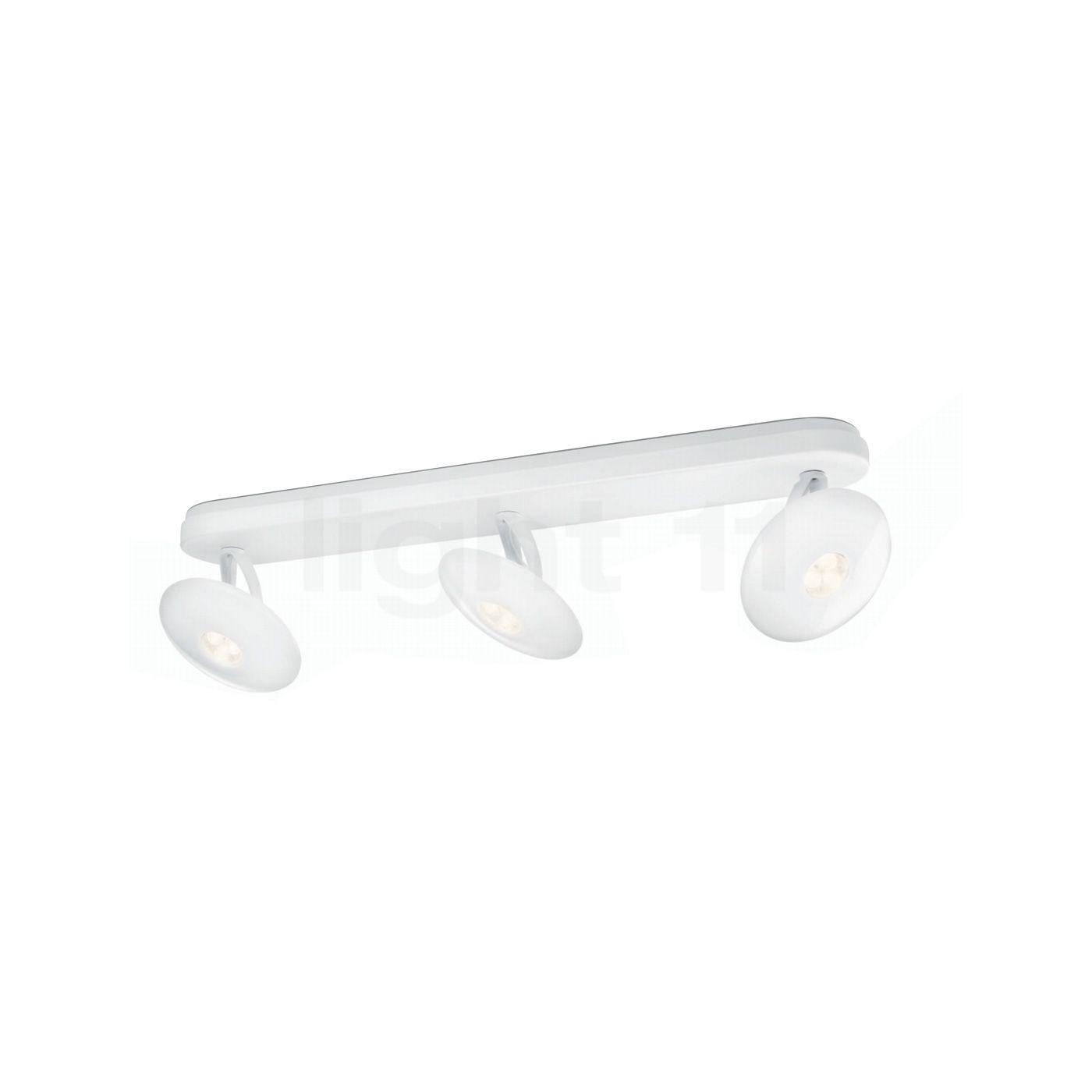 philips ledino tympan spot led 53143 strahler und spot. Black Bedroom Furniture Sets. Home Design Ideas
