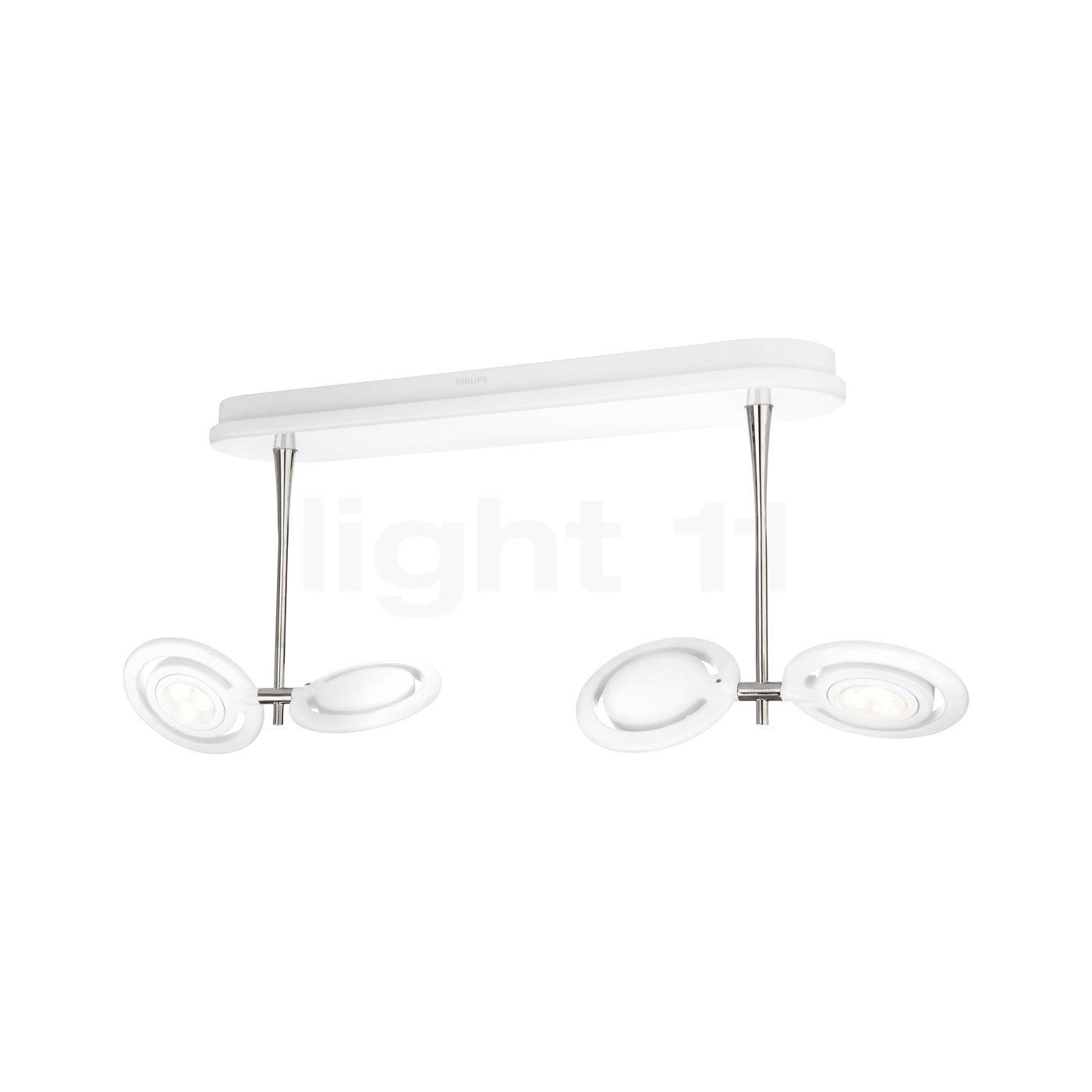 philips vaganza spot led 57916 deckenleuchte. Black Bedroom Furniture Sets. Home Design Ideas