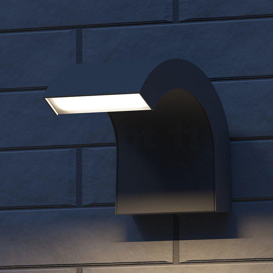 Philips mygarden riverbank 16355 wall light led wall lights aloadofball Gallery