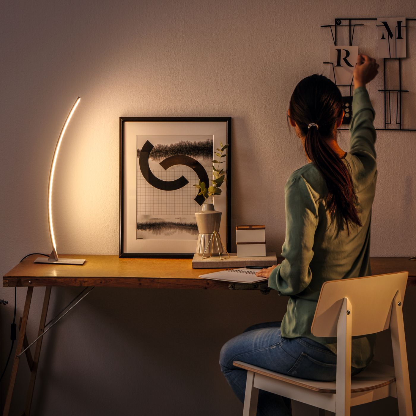 Philips myliving hexagon table lamp led buy at light11 parisarafo Choice Image