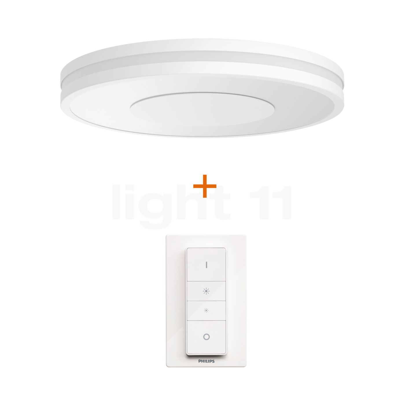 Philips hue white ambiance being plafonnier   light11.fr