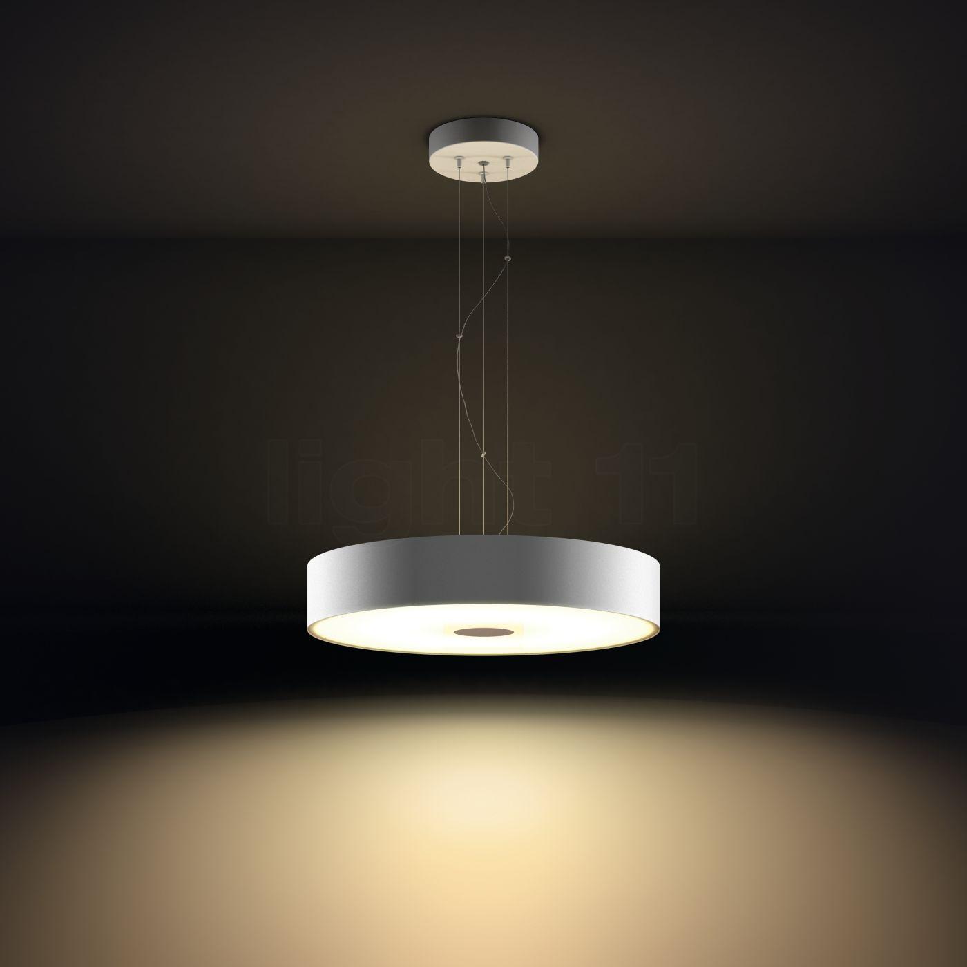 Buy philips hue white ambiance fair pendant light at aloadofball Images