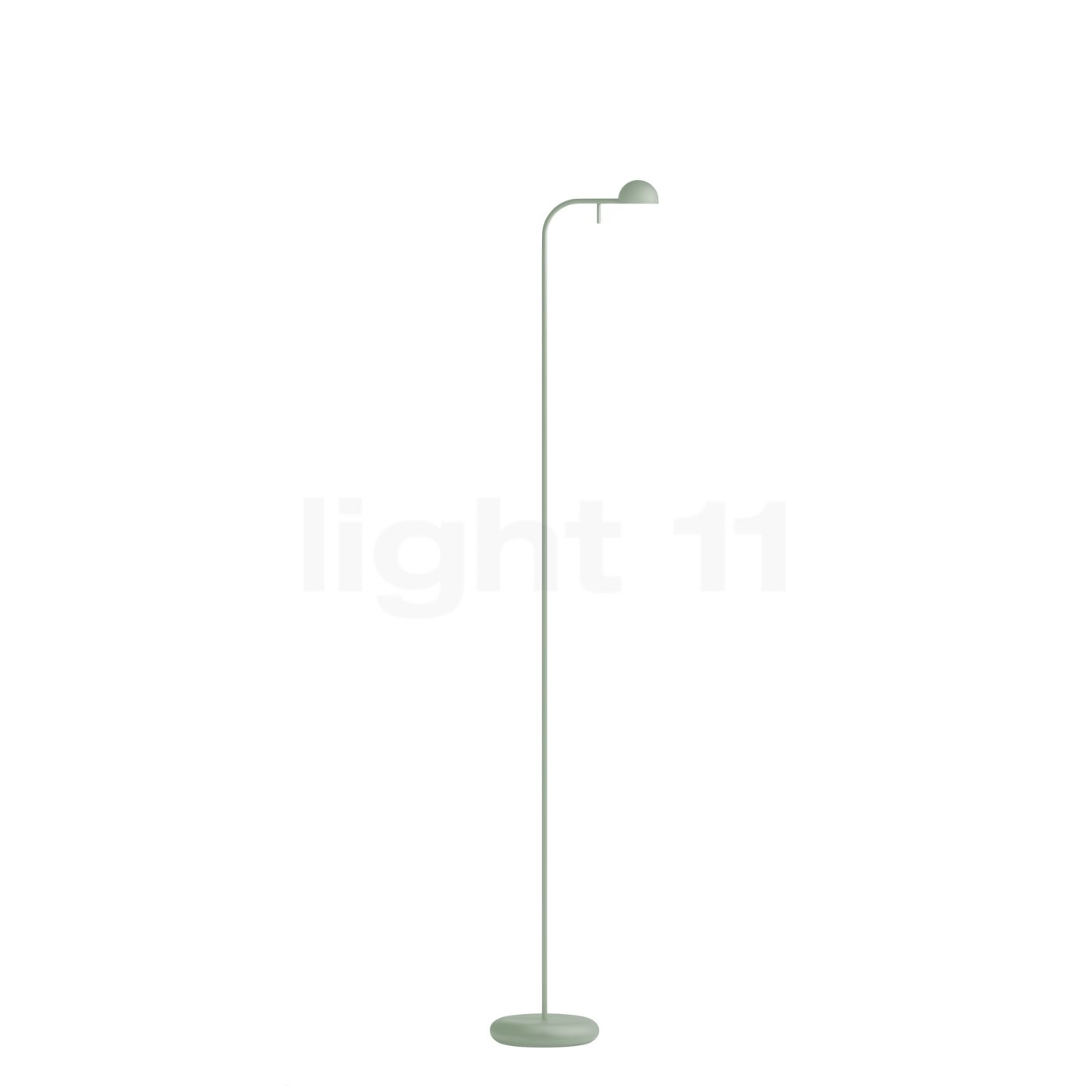 Vibia Pin 1660 Floor Lamp LED Reading Light   Light11.eu