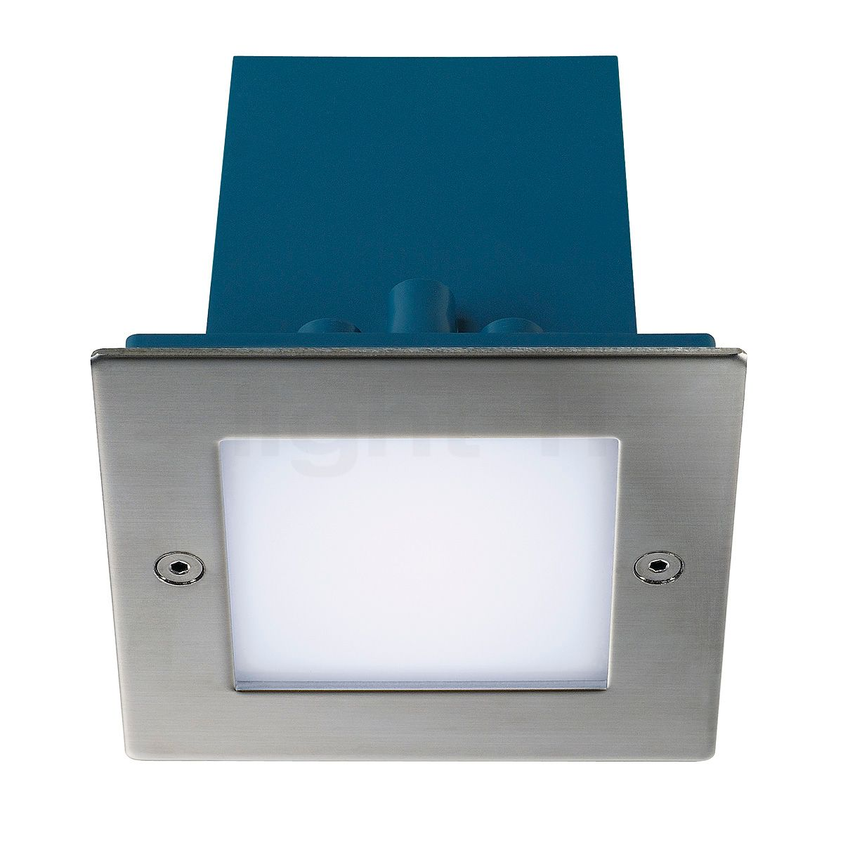 Slv frame applique da incasso a parete led   light11.it