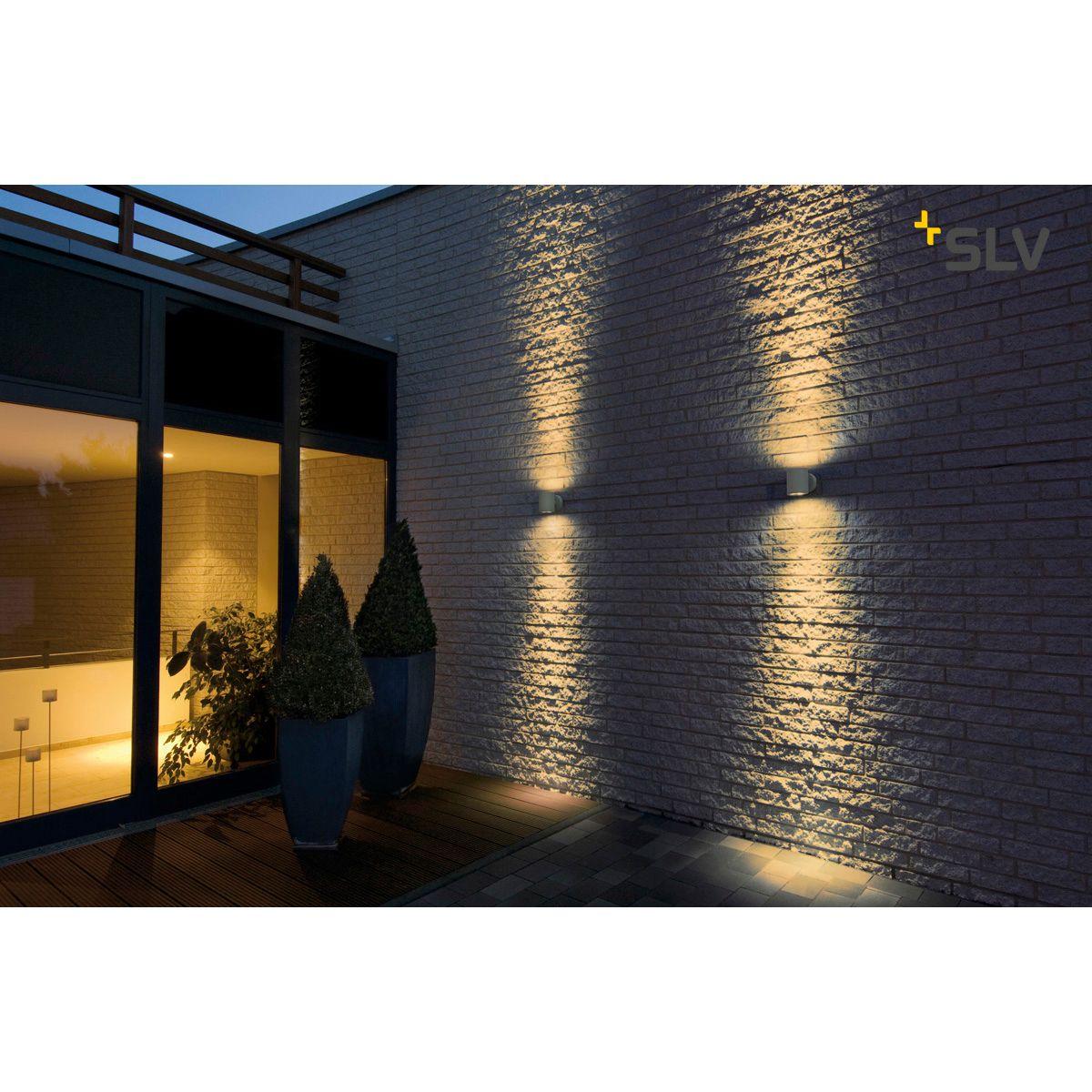 slv sitra  SLV Sitra Wall Up-Down Lampada da parete -