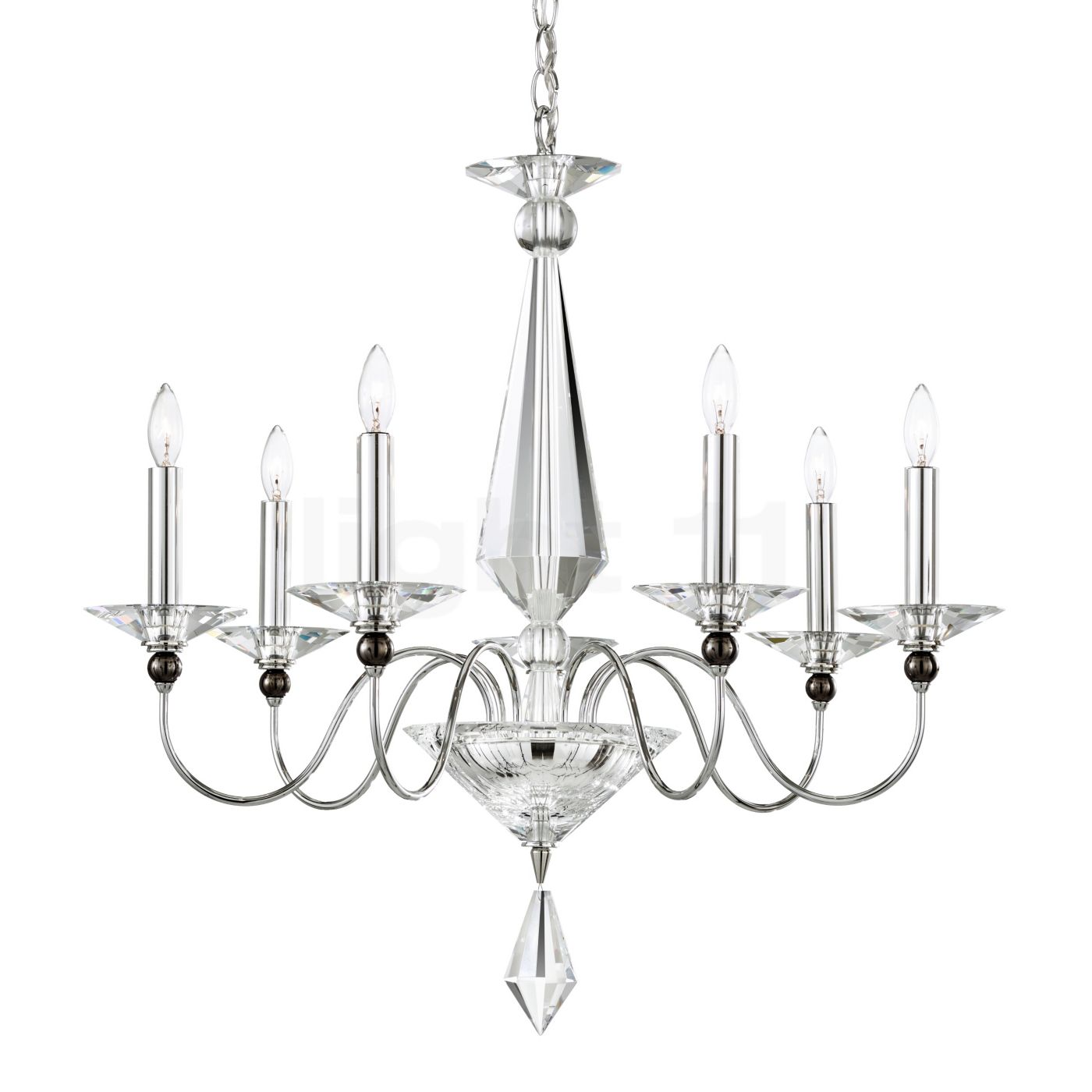 lightingshowplace lighting wide stainless from com refrax collection chandelier light steel schonbek the