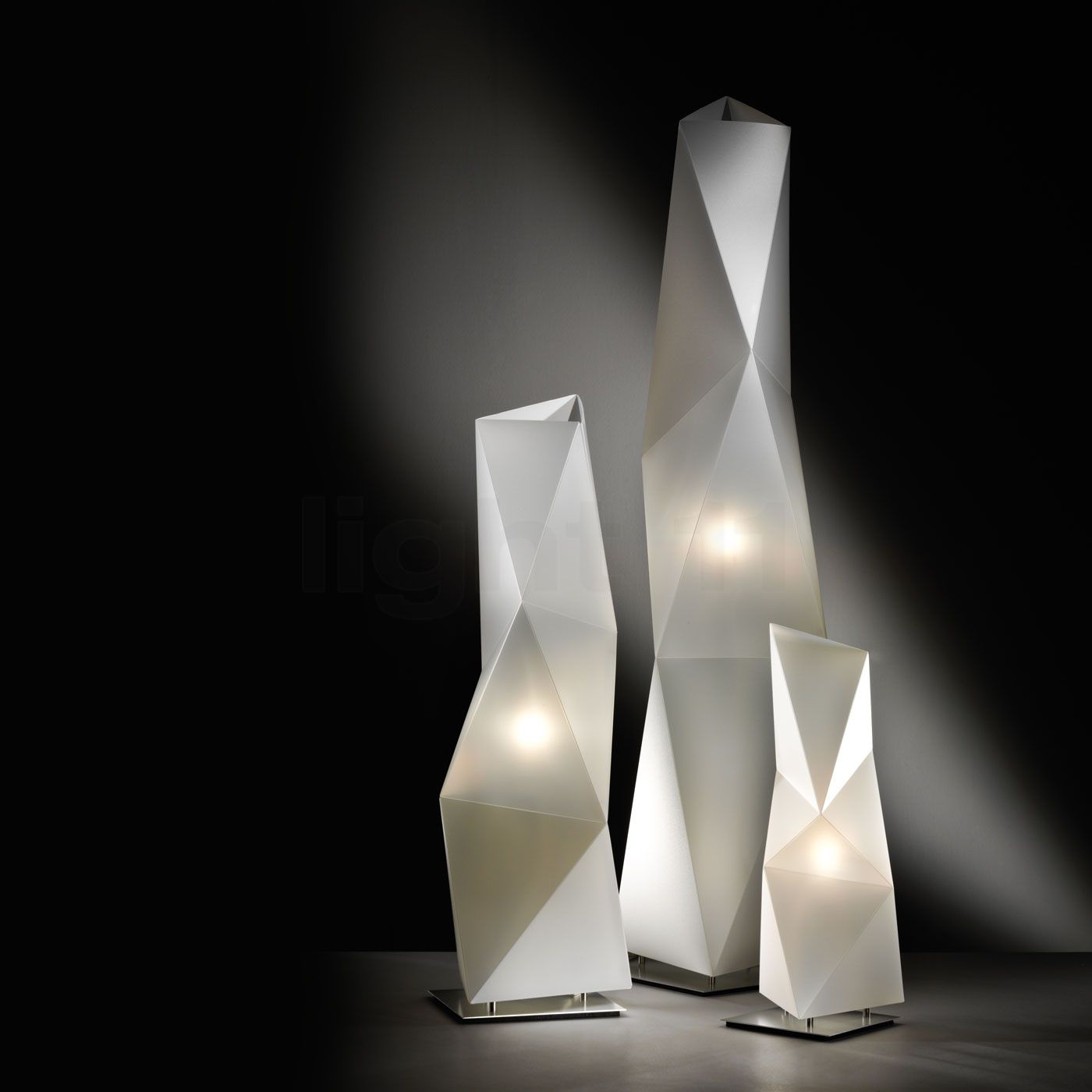 Slamp Diamond Floor Lamp Floor Lamps Buy At Light11.eu