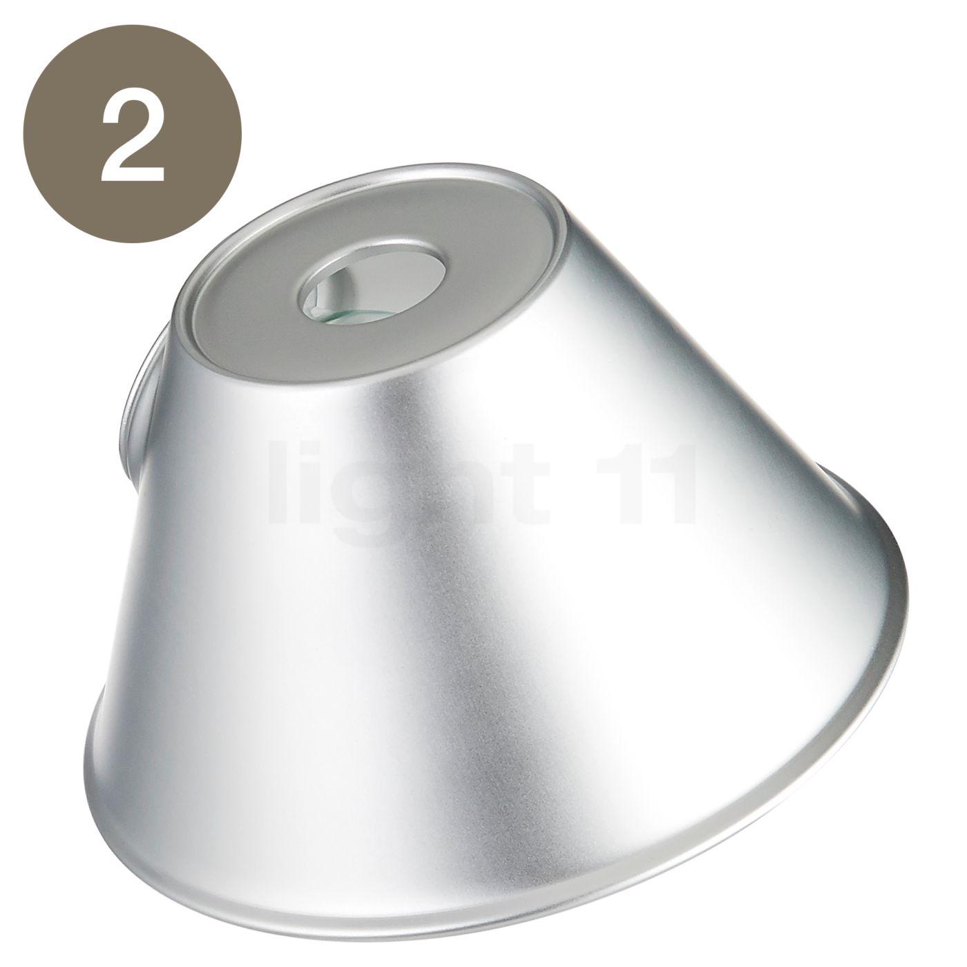 Artemide Spare parts for Tolomeo Tavolo and Tolomeo Terra  alu. Artemide Lighting Spare Parts. Home Design Ideas