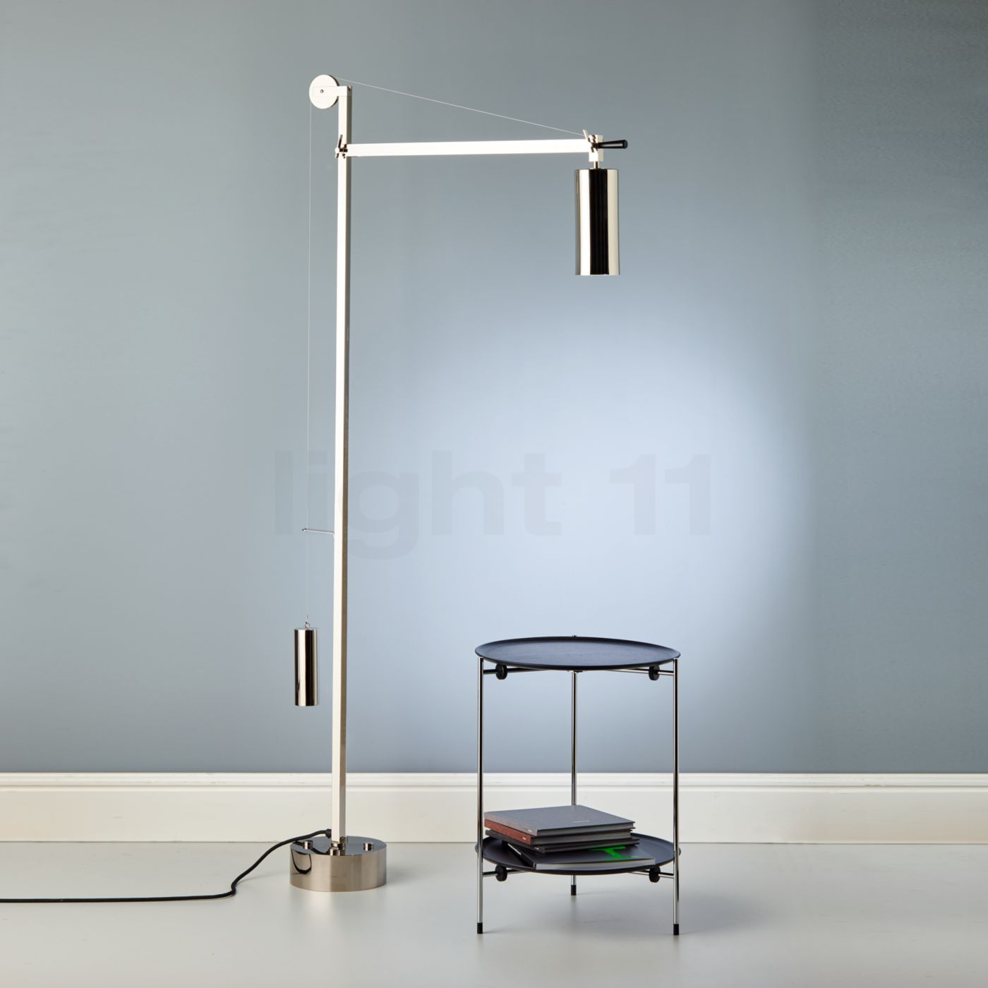 Buy tecnolumen bauhaus bh 23 floor lamp at light11 aloadofball
