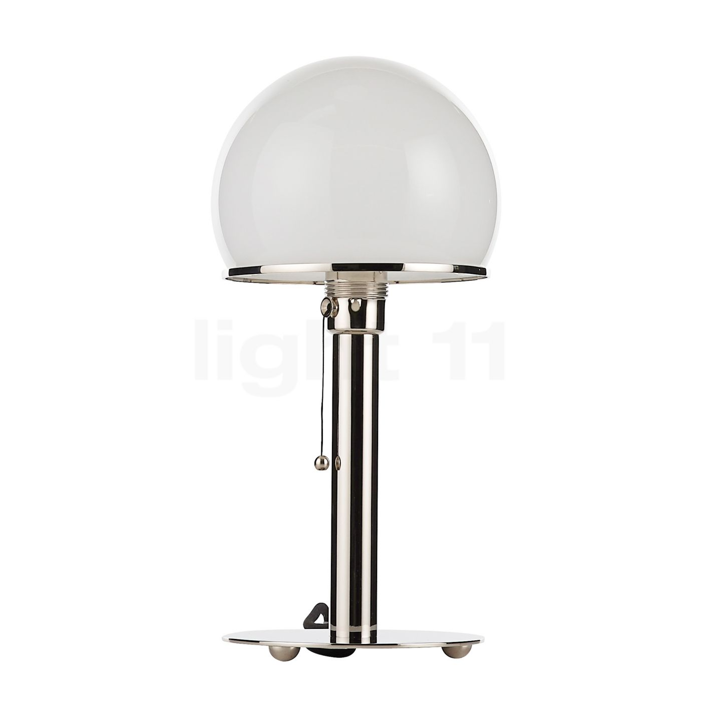 Tecnolumen wagenfeld wa 24 table lamp at light11 aloadofball Gallery
