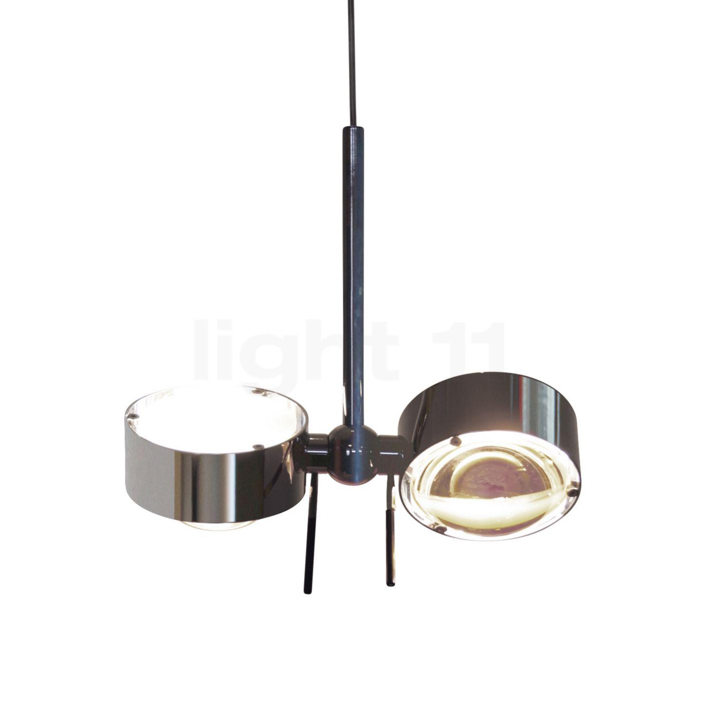 top light puk long double pendelleuchte. Black Bedroom Furniture Sets. Home Design Ideas