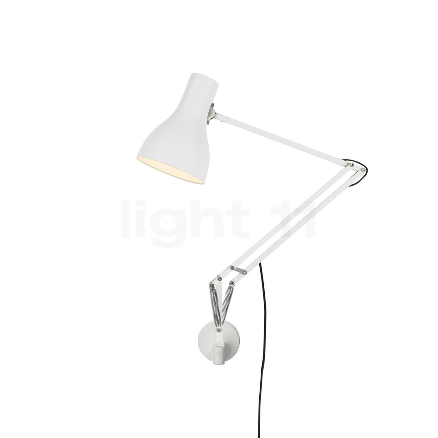 Anglepoise Type 75 Lampe De Bureau Avec Fixation Murale En Vente Sur