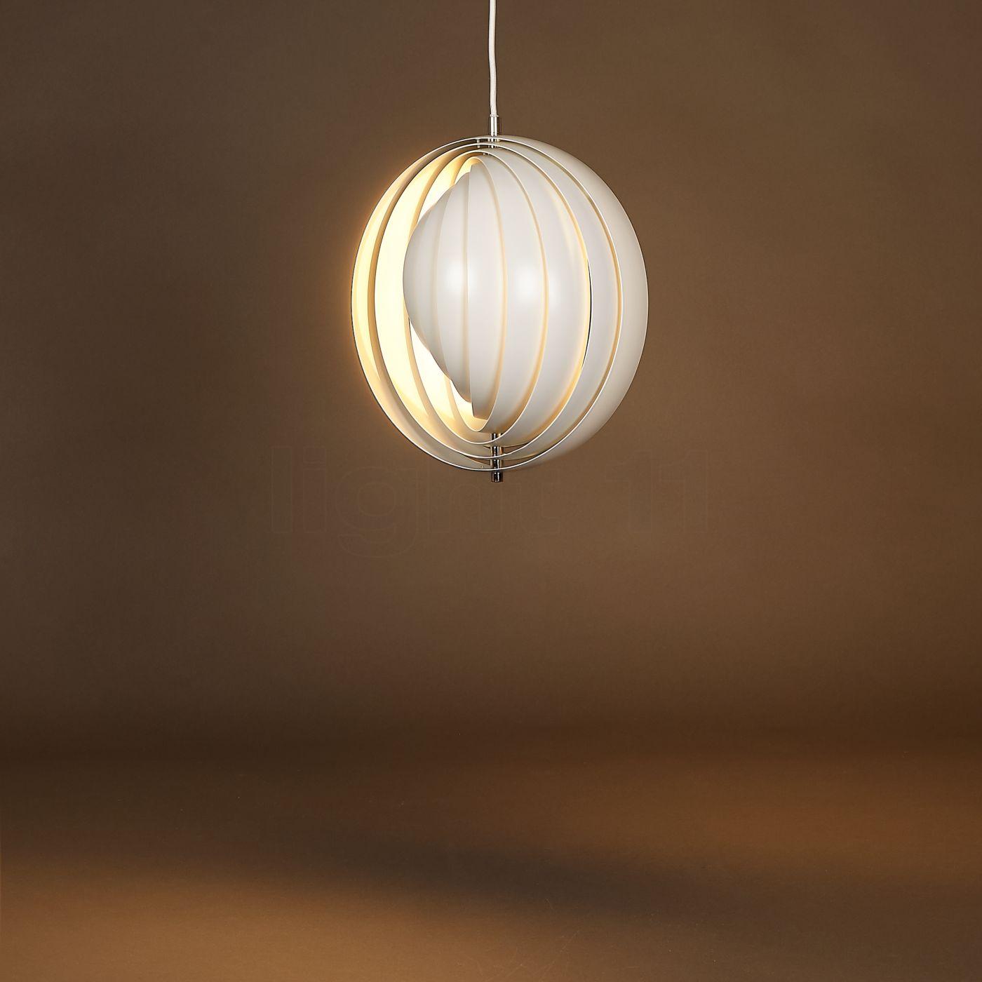 Buy verpan moon pendant light at light11 aloadofball Images