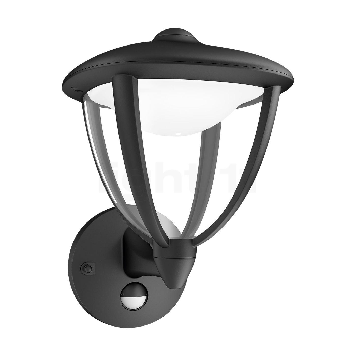 Philips Mygarden Robin 15479 Lampada Da Parete Con Sensore Di