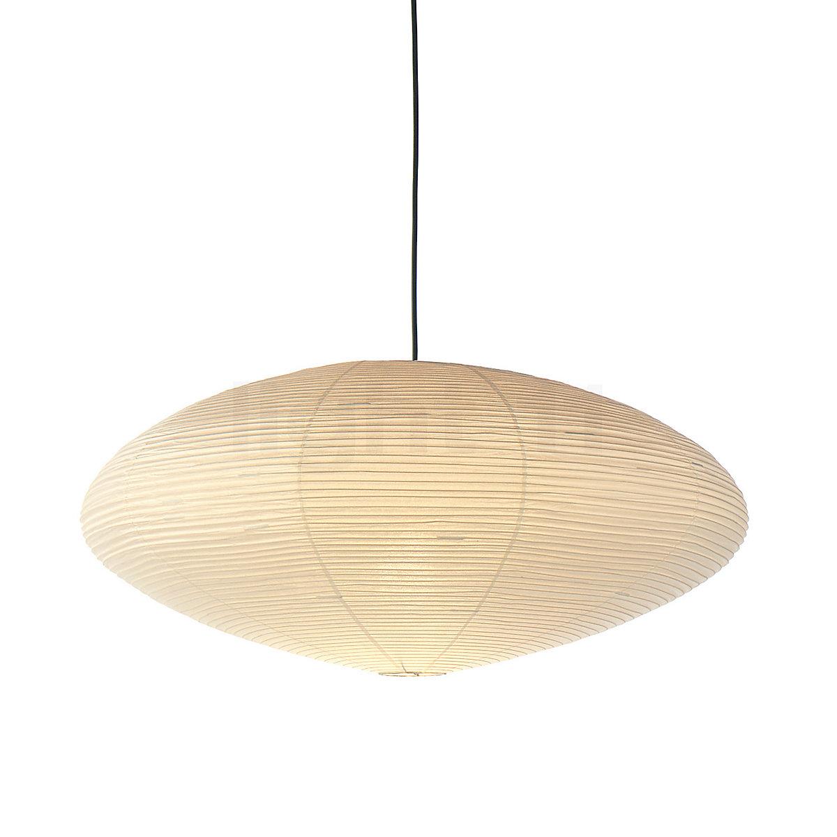 Vitra Akari A Pendant Light Oval At
