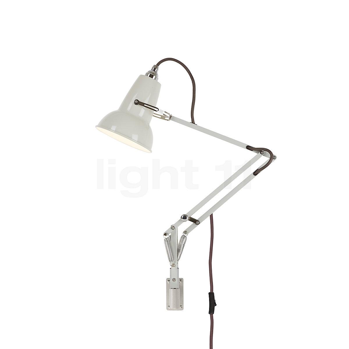 Anglepoise Original 20 Mini Lampada da parete con fissaggio a muro