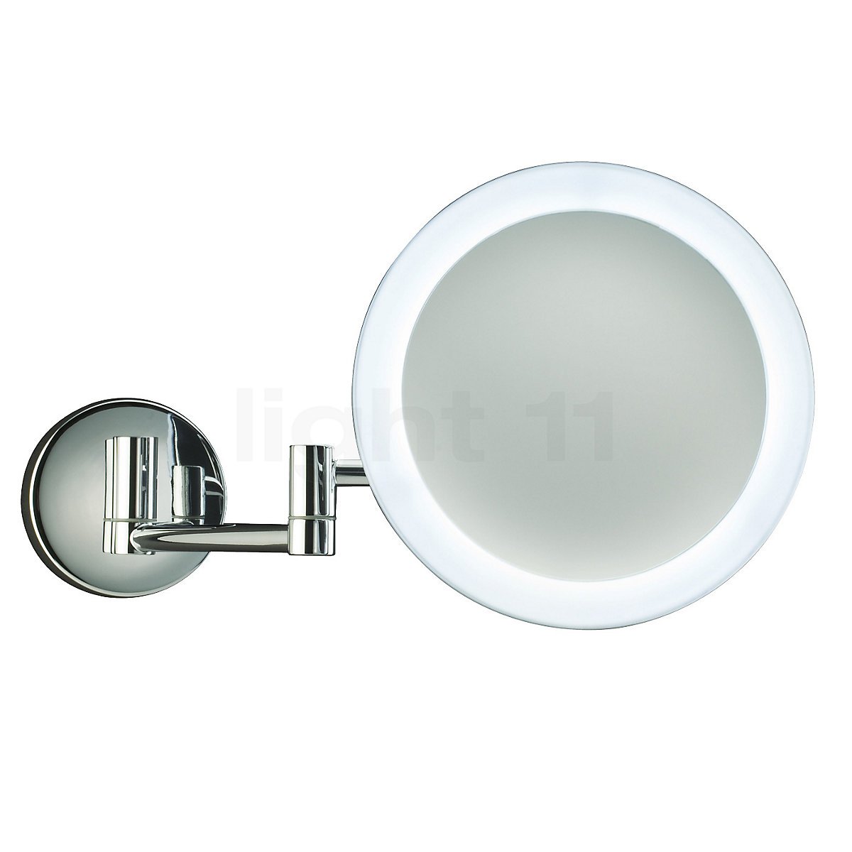 Image of: Buy Decor Walther Bs 60 N Wall Mounted Cosmetic Mirror Led At