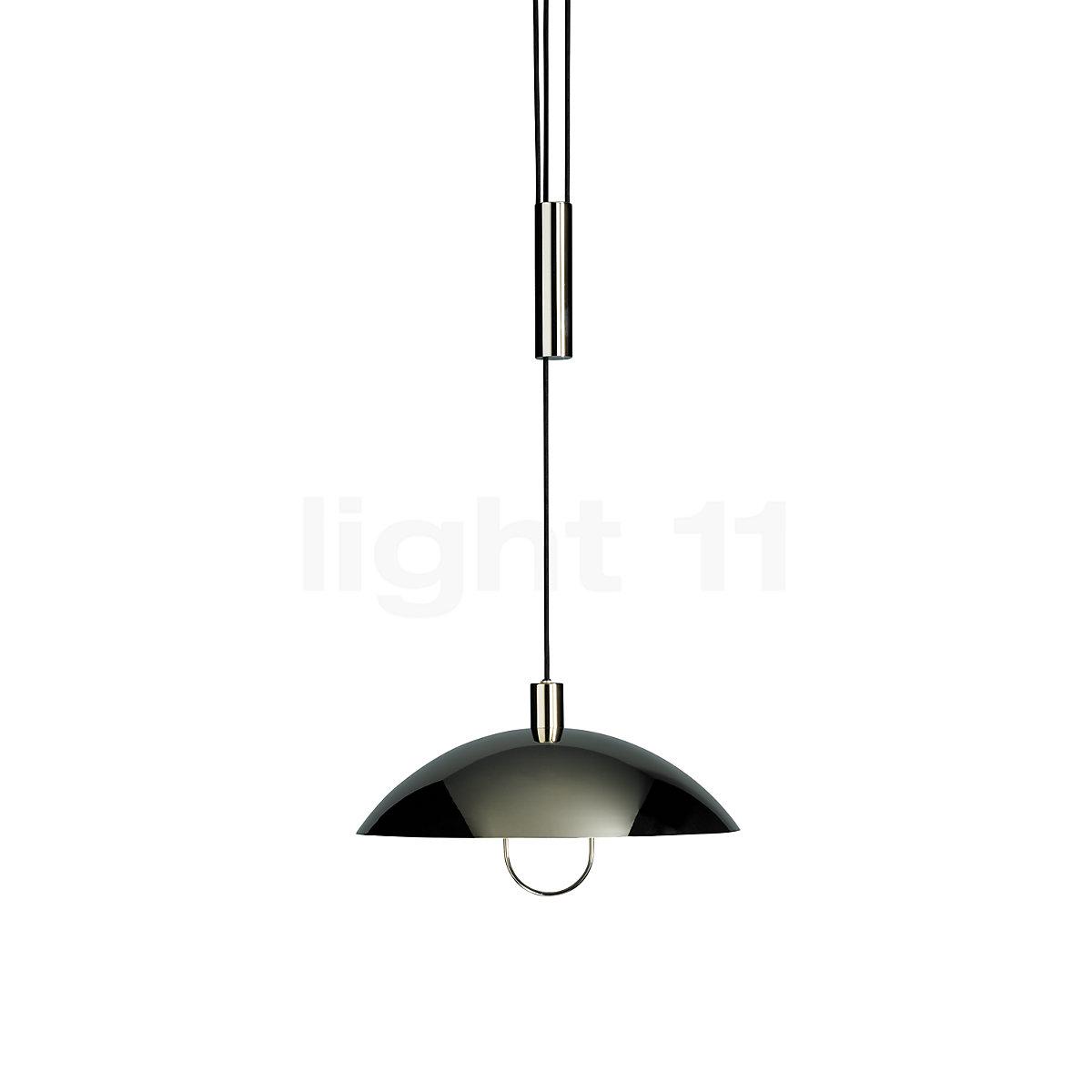 Pendelleuchte GU10 in Grau Aluminium Hängeleuchte Bauhaus