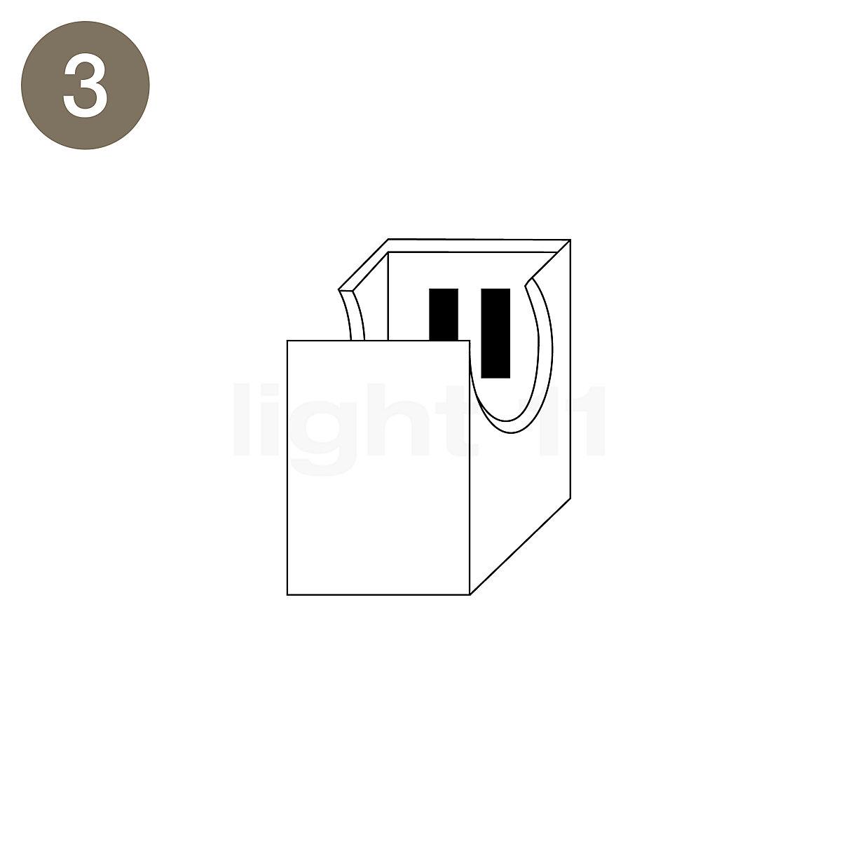 21+ Flos Ersatzteile für Button FL kaufen bei light8.de Fotos