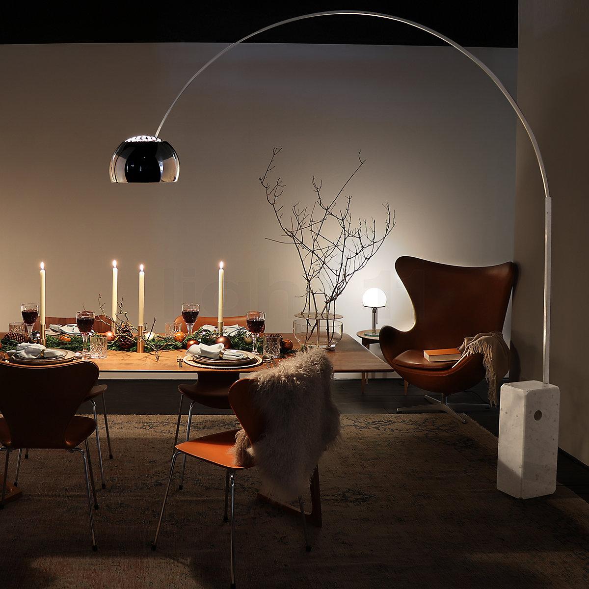 Flos Arco Stehleuchte Kaufen Bei Light11 De