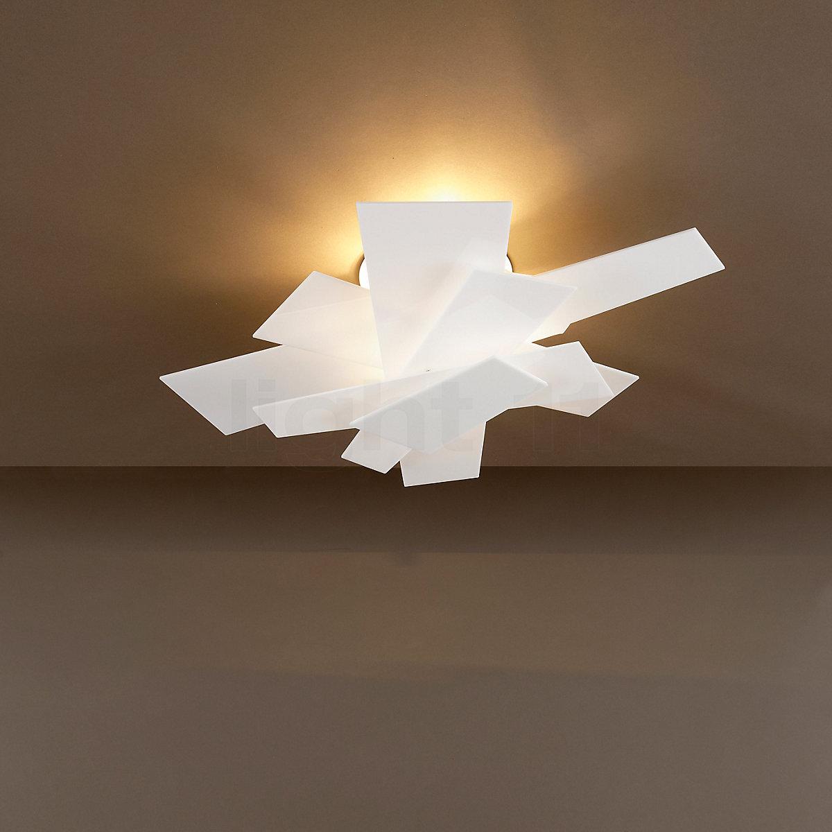Buy Foscarini Big Bang Parete Soffitto At Light11 Eu