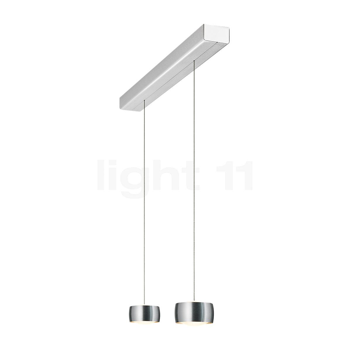LED y Oligo con 2 Gracelámpara de suspensión focos ajuste RjL4Aqc35S