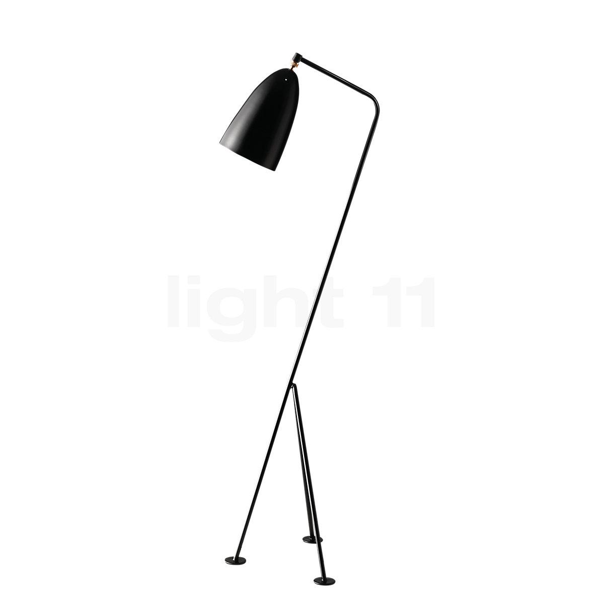 Gubi Grhopper Floor Lamps At Light11 Eu