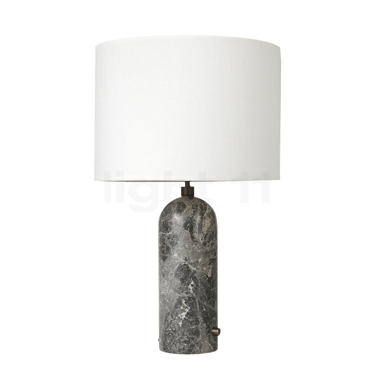 Pied De Lampe Am Pm gubi gravity table lamp large