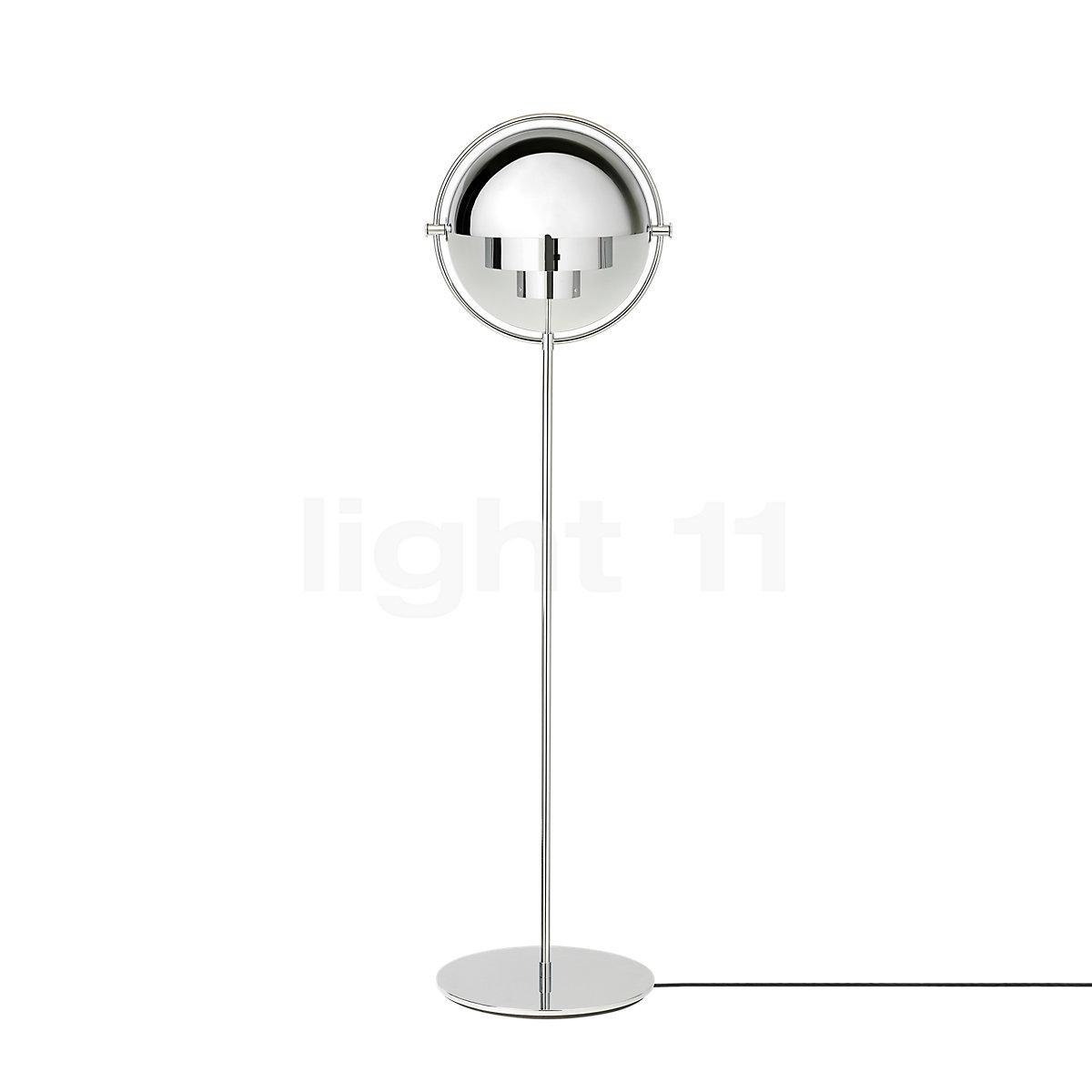 Buy Gubi Multi Lite Floor Lamp Chrome At Light11 Eu