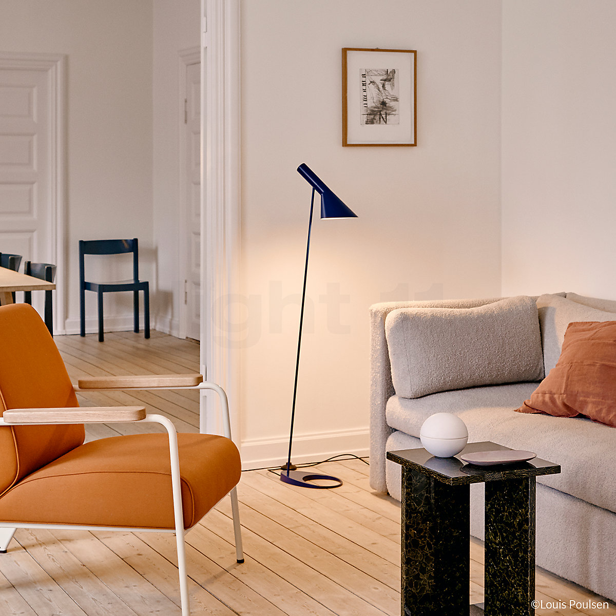 Buy Louis Poulsen Aj Floor Lamp At Light11 Eu