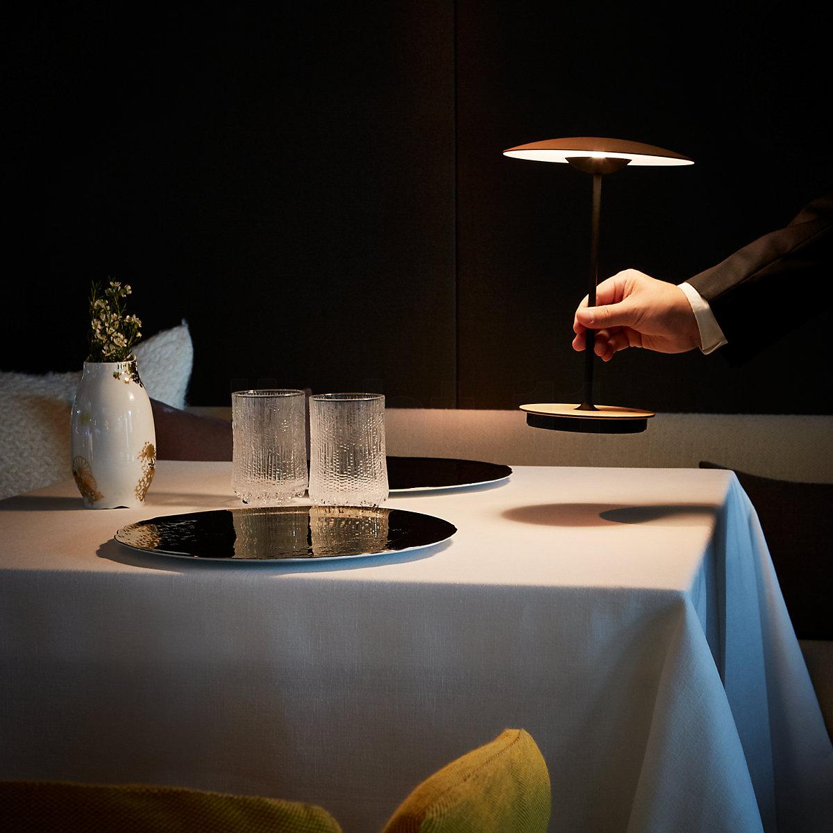 lampada tavola a batteria