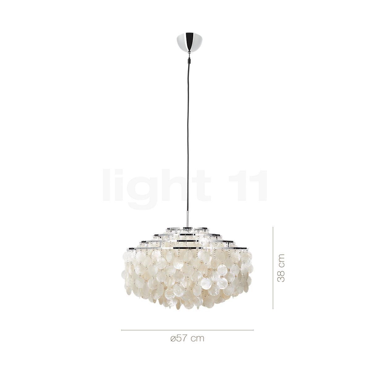 Verpan Fun 10dm Pendant Light At Light11 Eu
