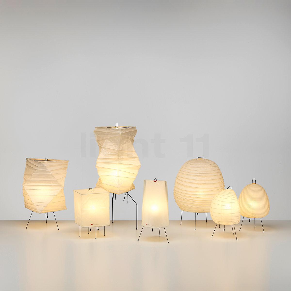 Vitra Akari X Table Lamp At Light11 Eu