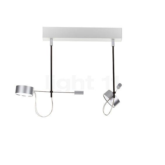 Absolut Lighting Absolut WCF Lampada da soffitto - visualizzabile a 360° per una visione più attenta e accurata