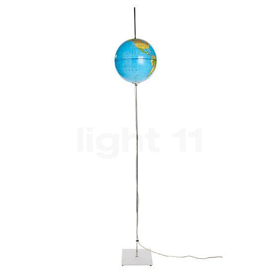 Absolut Lighting Leuchtglobus Stehleuchte in der Rundumansicht zur genaueren Betrachtung