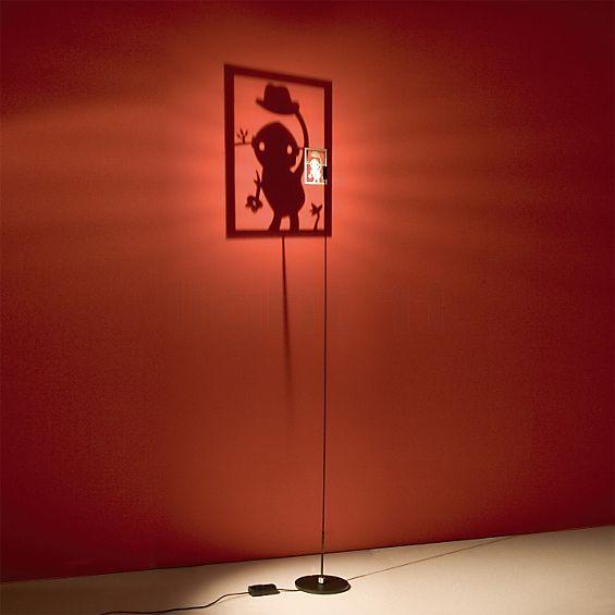Absolut Lighting Shining Image floor lamp