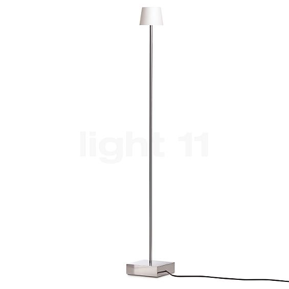 Anta Cut floor lamp with touch dimmer