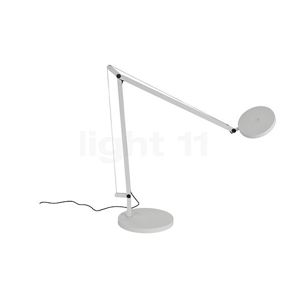 lampe pour le poste de travail artemide demetra blanc avec interrupteur. Black Bedroom Furniture Sets. Home Design Ideas