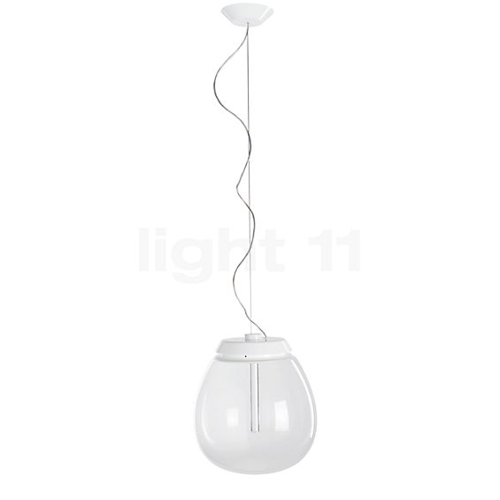 Artemide Empatia Sospensione LED in the 3D viewing mode for a closer look