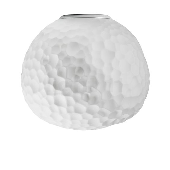 Artemide Meteorite Soffitto/Parete in the 3D viewing mode for a closer look