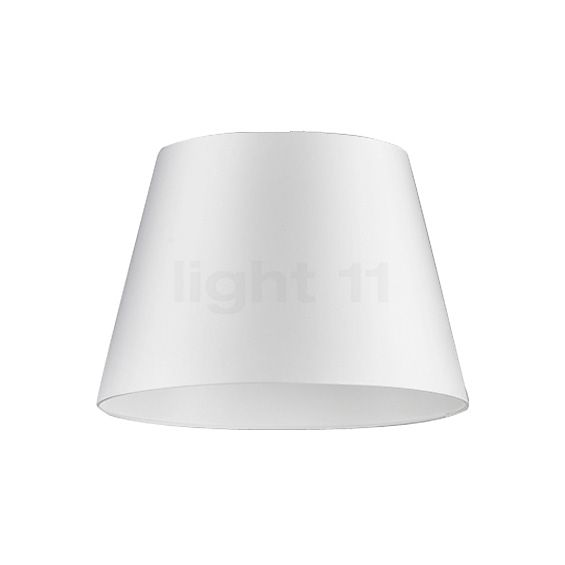 Artemide Spare part Tolomeo Satin shades white