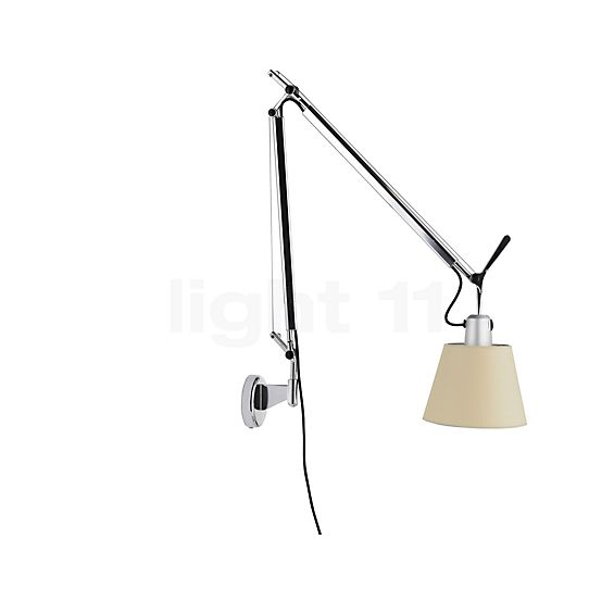 Artemide Tolomeo Basculante Parete in the 3D viewing mode for a closer look