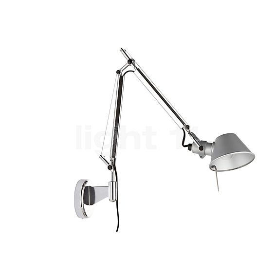 Artemide Tolomeo Micro Parete in the 3D viewing mode for a closer look