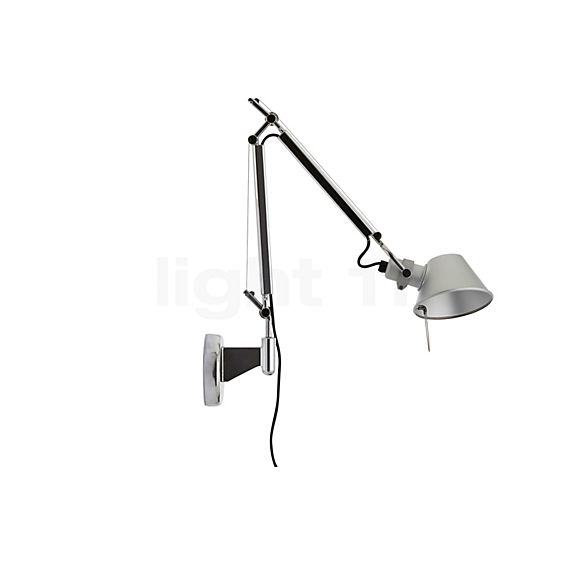 buy artemide tolomeo micro parete led at. Black Bedroom Furniture Sets. Home Design Ideas